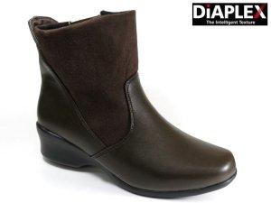 画像1: マインリラックス156  MIW1560  DIAPLEX・ディアプレックス蒸れない防水発熱ブーツ 送料無料